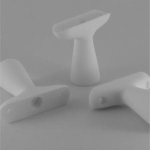 Handrail Bracket 06 3D Printed Brackets