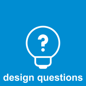Design Question How 33 design questions