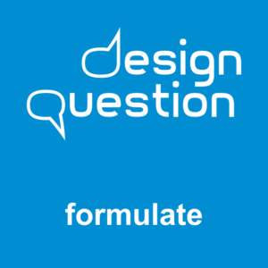 Design Question Why 01 formulate